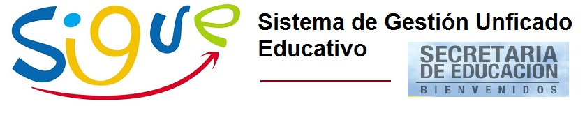 Sistema de Gestón Unificado Educativo