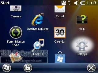 Fitur ClearType Sony Aspen