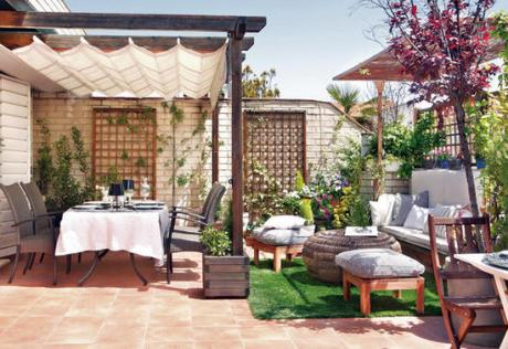 Gallart grupo el blog suelos y puertas de madera en - Ideas para decorar terraza atico ...
