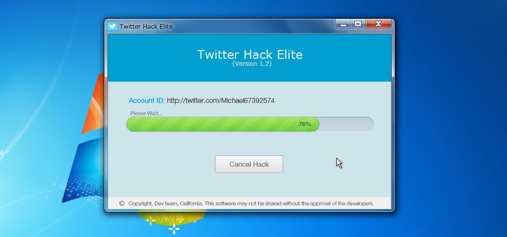How Hack Twitter Account Hacking Into