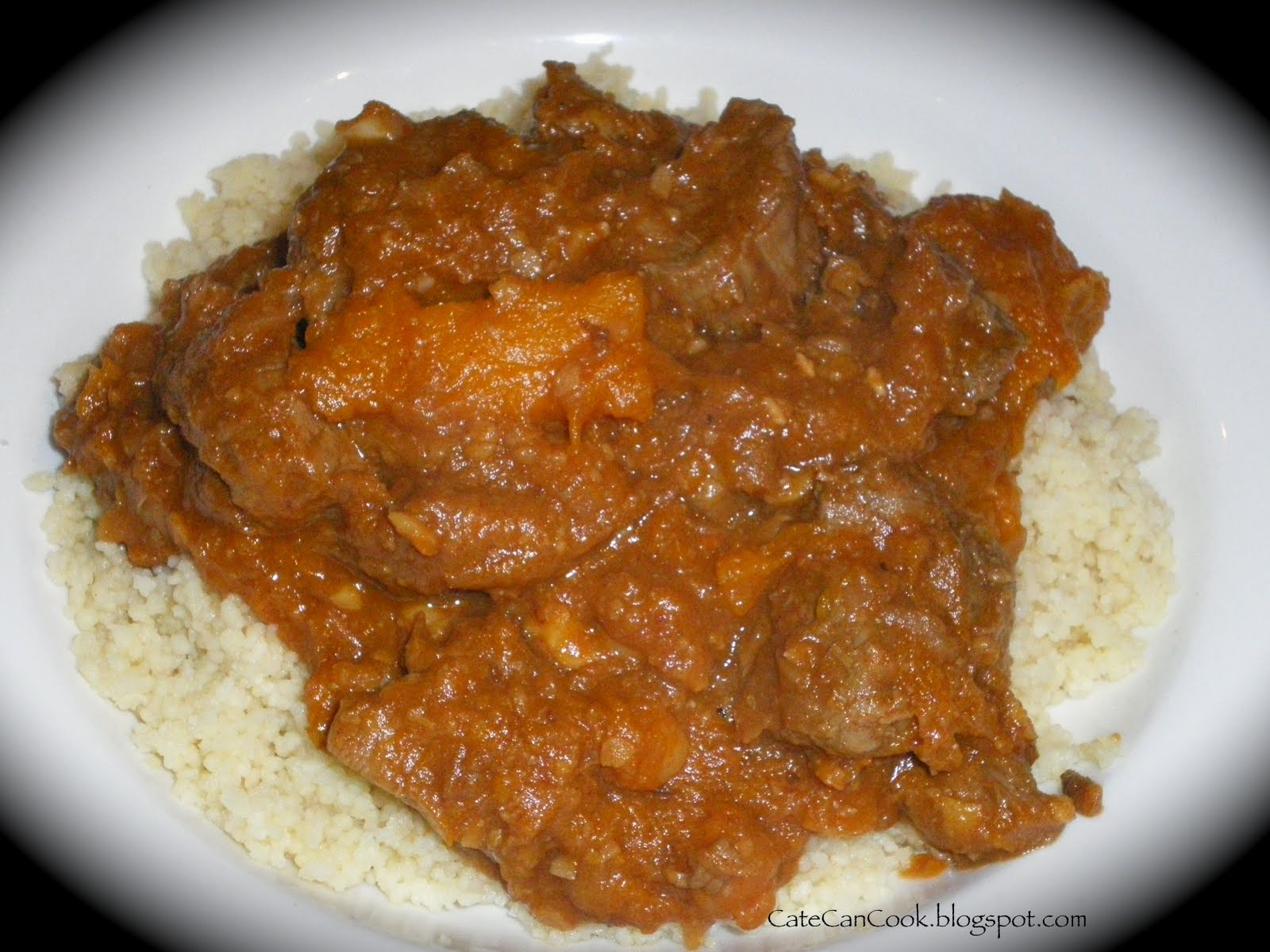 ... Cook, So Can You!!: Moroccan Lamb and Pumpkin Casserole with Couscous