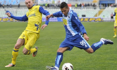 Pescara-Chievo 0-2 highlights