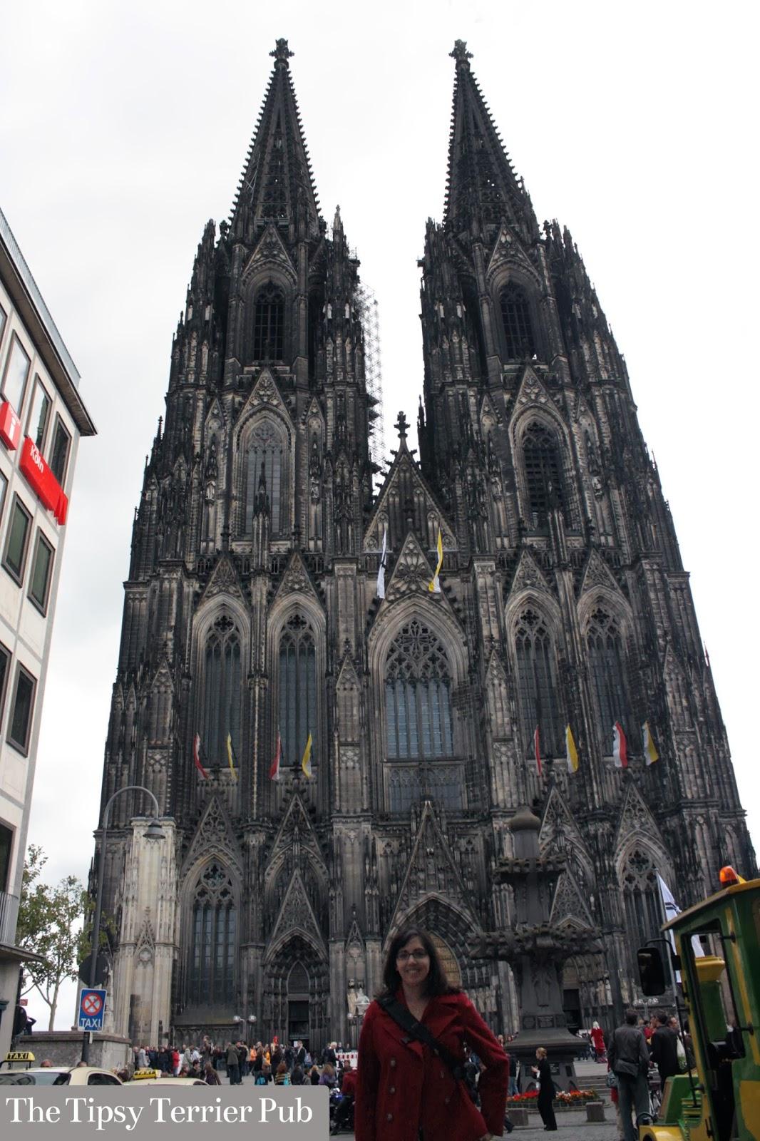 Gothic German Cathedral - tipsyterrier.blogspot.com