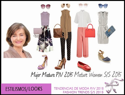 Fashion Trends SS2015 for Mature Women