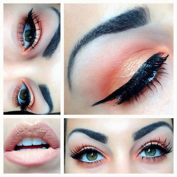 maquillage yeux modele eye liner couleur fard a paupiere 2015 guide make up 2014. Black Bedroom Furniture Sets. Home Design Ideas