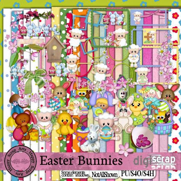 http://winkel.digiscrap.nl/Easter-Bunnies/