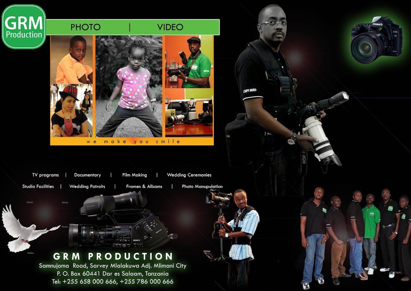 Grm Production