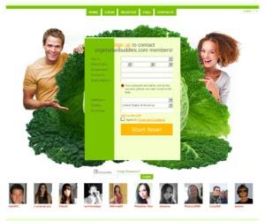 Vegetarianbuddies.com è il portale di incontri online per Vegetariani