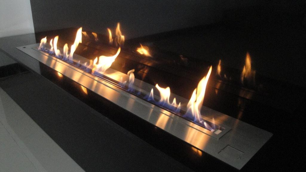 Bio Ethanol Brenner a ventless bio ethanol fireplaces and burners with remote