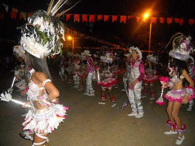 Festa Junina no Povoado Chapadão
