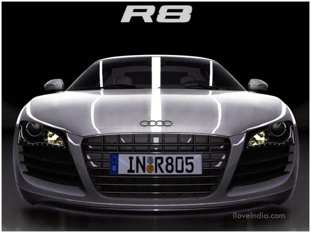Audi Sports Car R