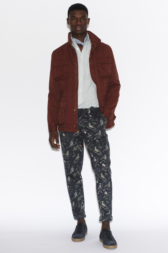 Cool Chic Style To Dress Italian Ami Spring 2013