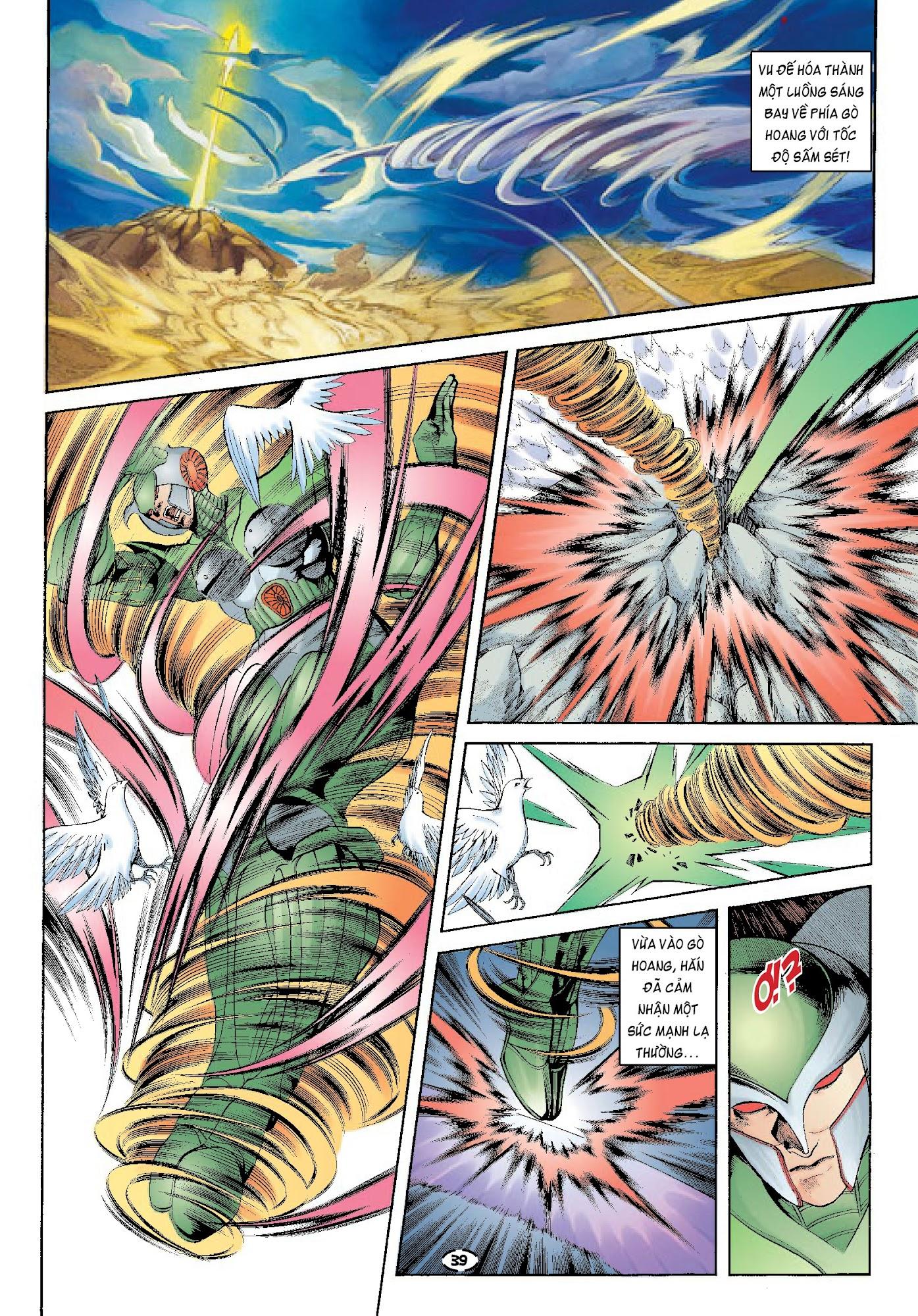 Đại Kiếm Sư Chap 32 - Trang 3