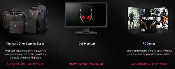 Dell Alienware Termurah Di Jakarta