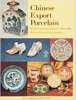 Chinese Export Porcelain, Standard Patterns and Forms