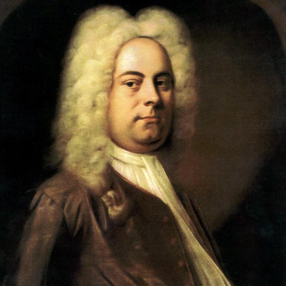 N Elkotek Handel Partituras para Violin...