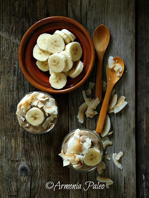 Gelato alla Banana di Armonia Paleo