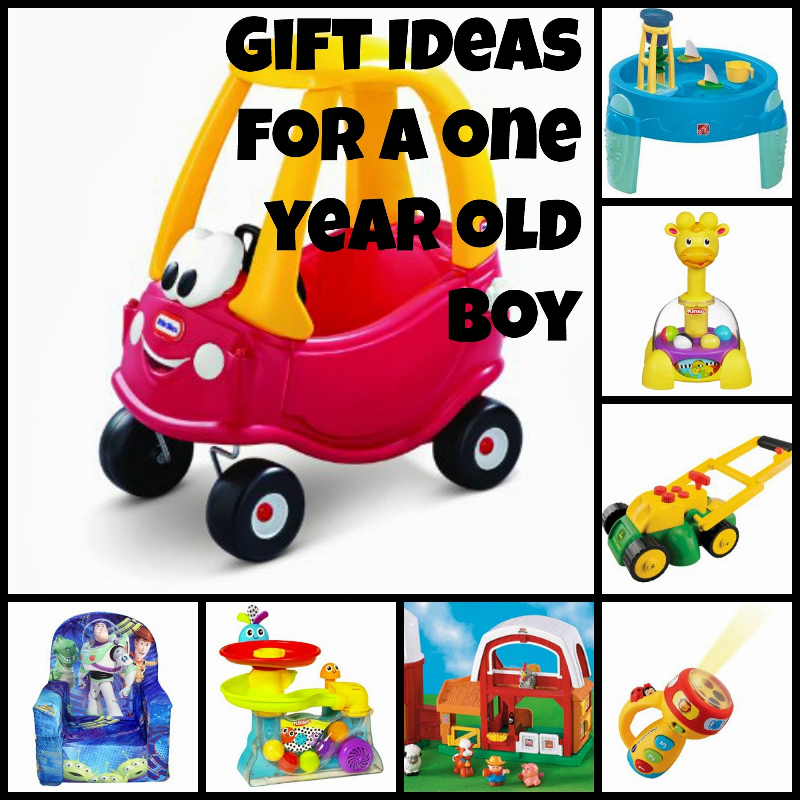 Best Christmas Gift For A 1 Year Old Boy - Gifts For 18 Year Old ...