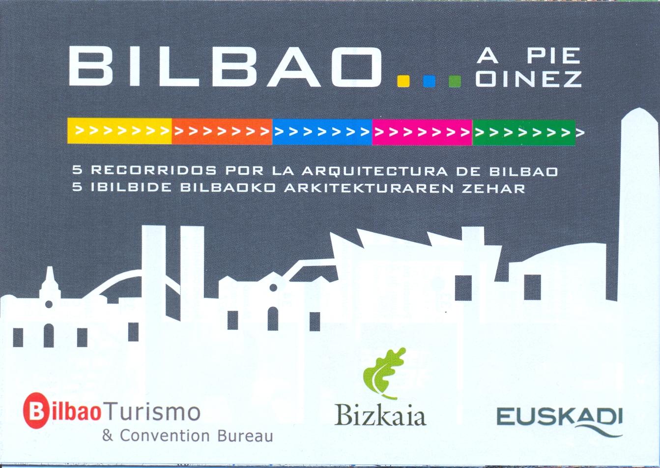 Biblioarkibiz conocer la arquitectura de bilbao ii for Oficinas turismo bilbao