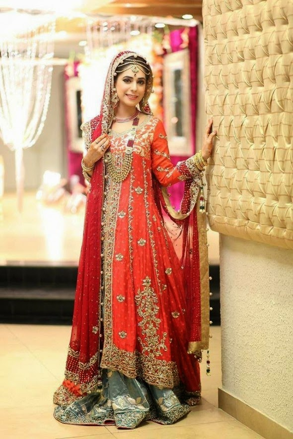 Pakistani Party Dresses 2015