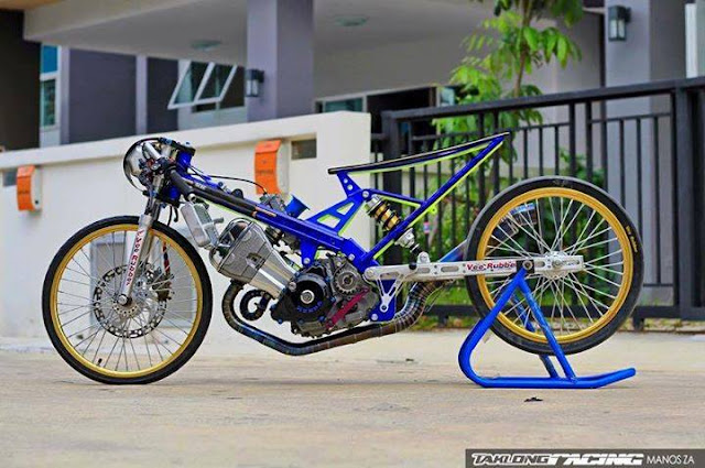 sonic drag bike 150cc