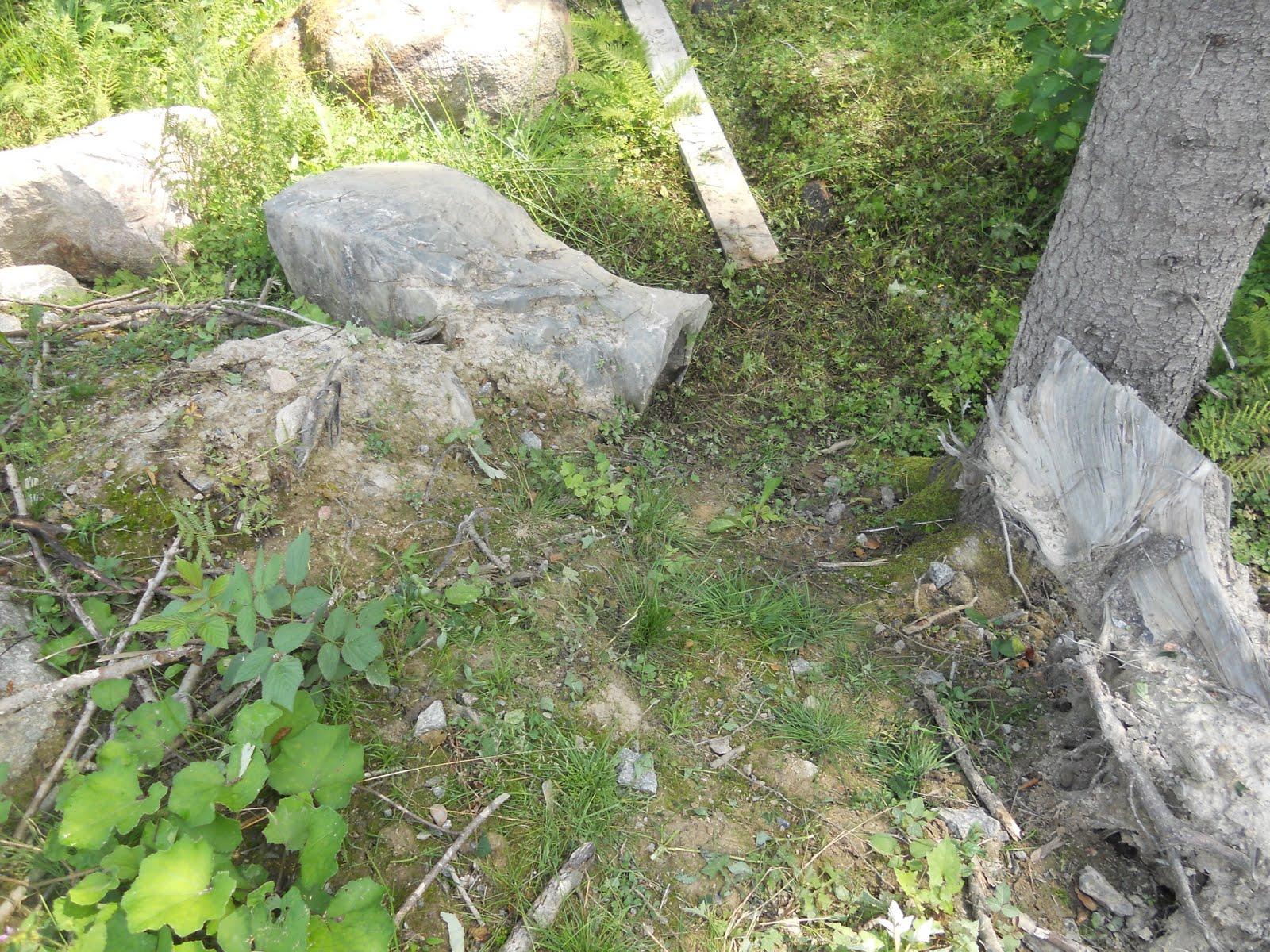Ullevidsdal: Bro av spillvirke och pergolatak