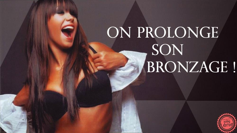Comment prolonger son Bronzage !