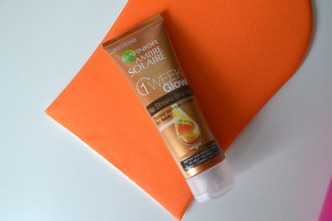Garnier 1 Week Glow Tinted Self Tan for Face