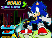 Sonic Skate Glinder