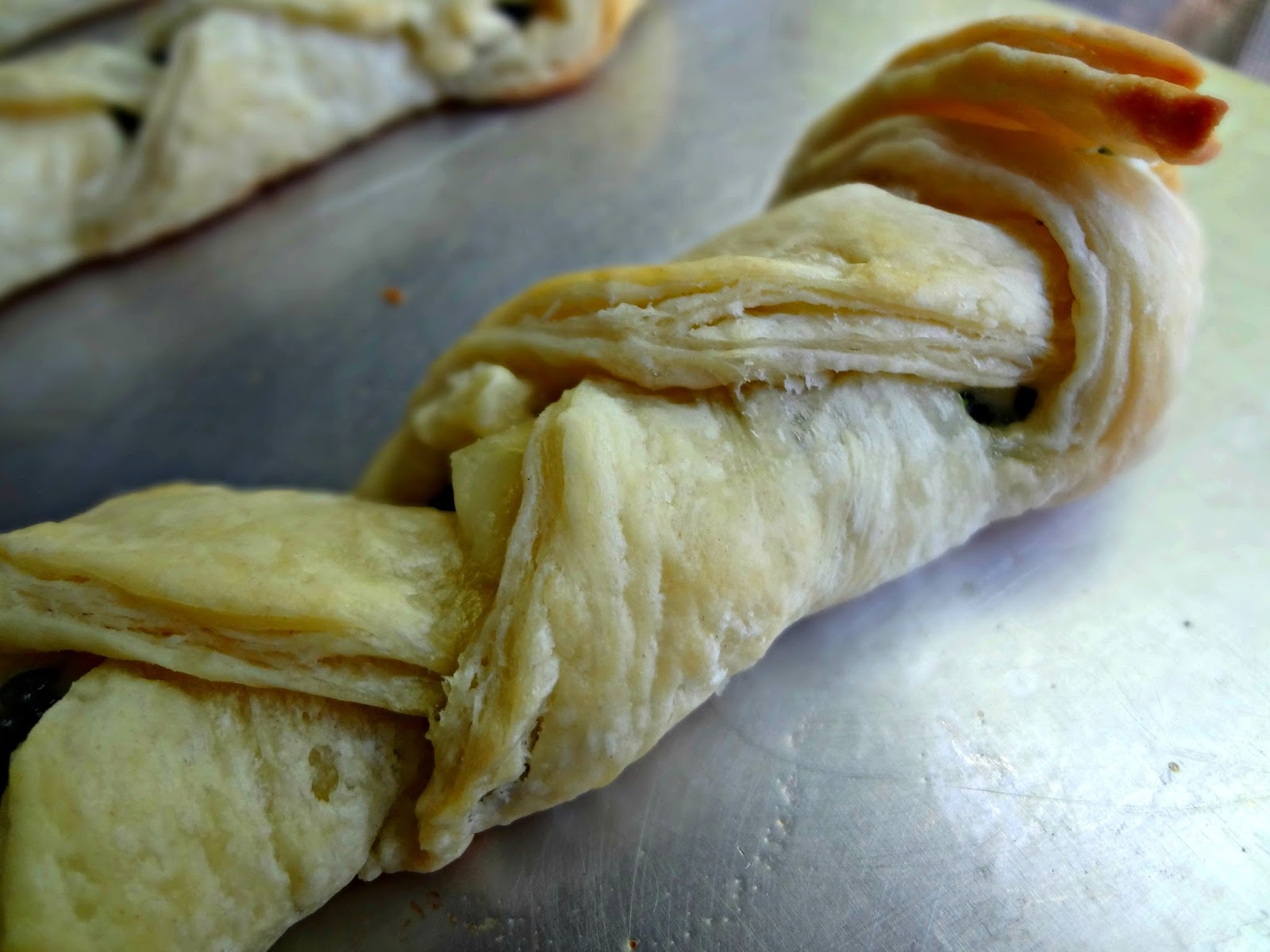 how to make homemade puff pastry dough