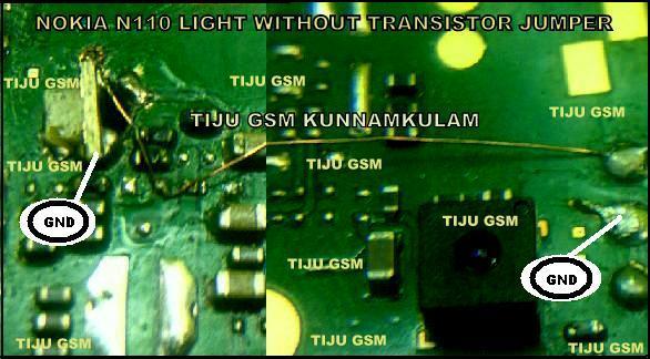 Nokia 110-112 Light Solution 100% Works