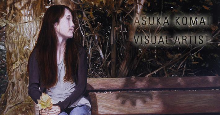 Asuka Komai Visual Artist
