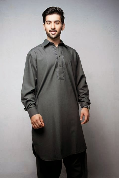 Bonanza Men Kameez Shalwar Collection 2014