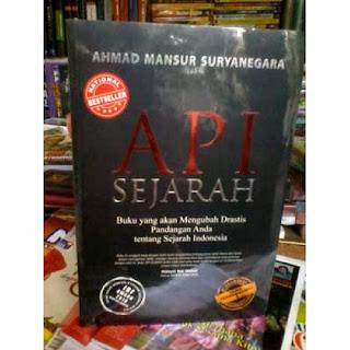 Toko Buku IQRA Surabaya | Api Sejarah 1