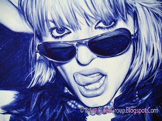 Art of Ballpoint Pen