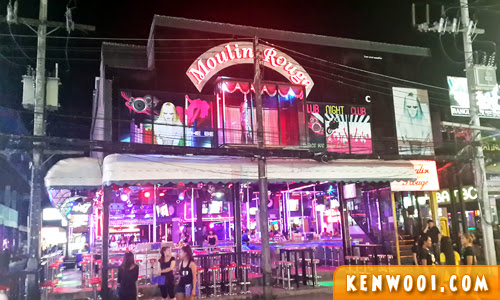 patong moulin rouge
