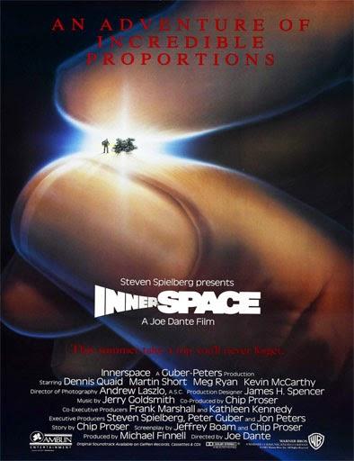 Ver El chip prodigioso (Innerspace) (1987) Online