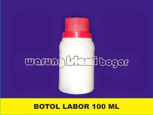 Jual Botol Agro Labor 100ml