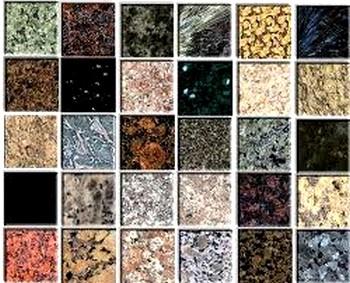Blog da juliana faria praticidade na cozinha - Tipos de granito ...