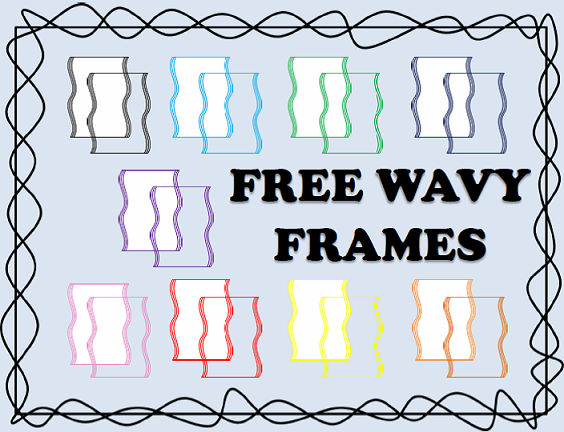 http://www.teacherspayteachers.com/Product/FREE-Wavy-Frames-and-Borders-1291716