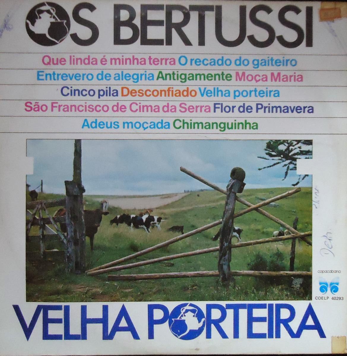 Porteira Velha Musica 08 Velha Porteira