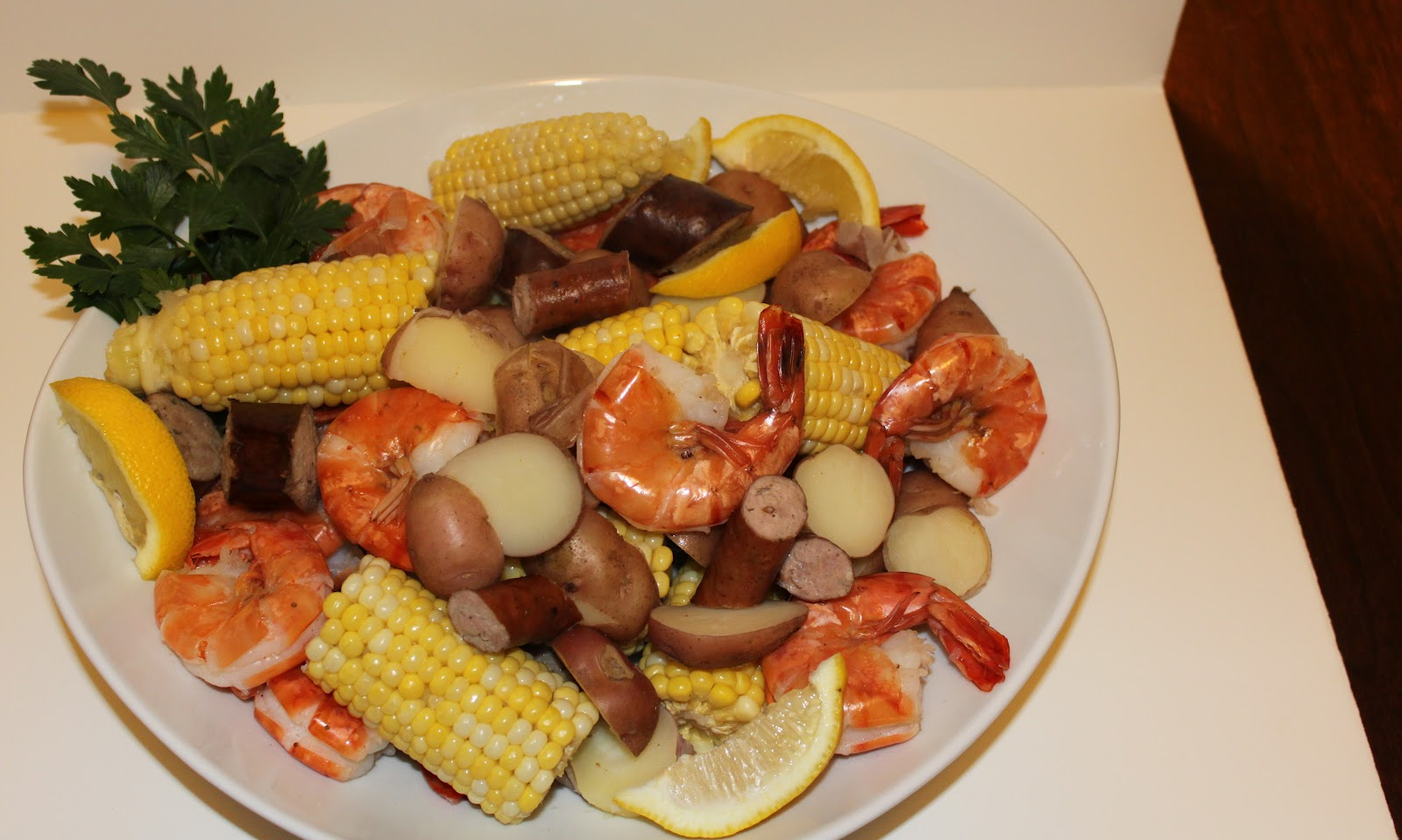 FROM A WRITER'S KITCHEN: Frogmore Stew