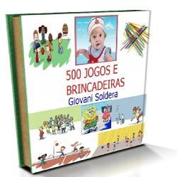 500 jogos e brincadeiras- R$ 40,00
