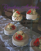 alquiler bases para pastel y cupcakes guatemala