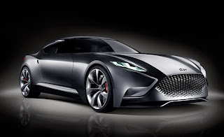 2015 Hyundai Genesis Coupe Concept Preview