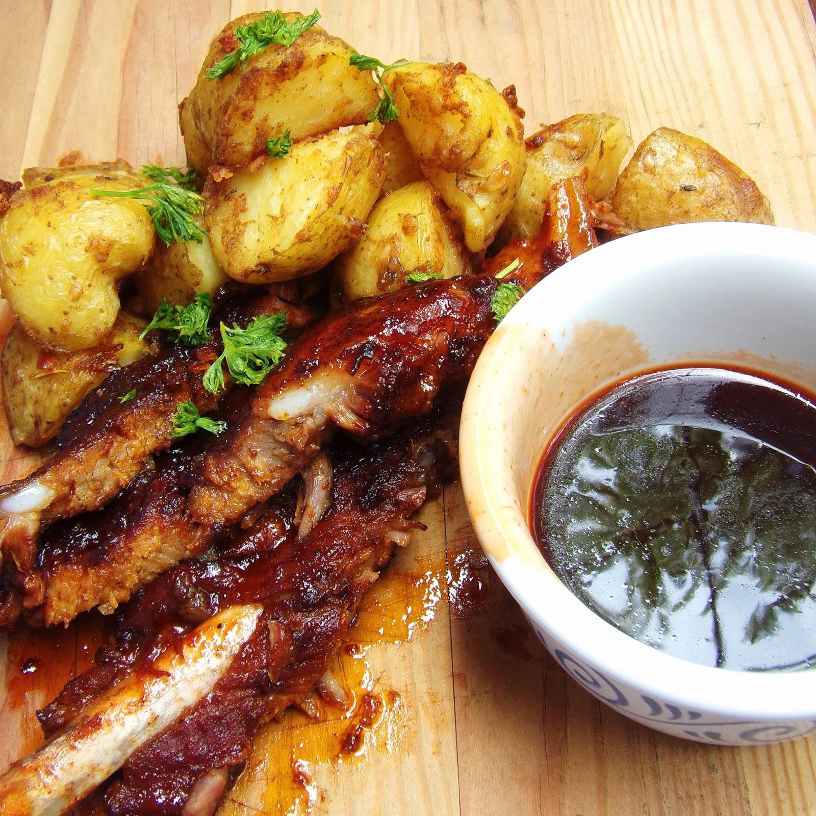 pork ribs recipe, recipe for pork ribs, baked pork ribs,