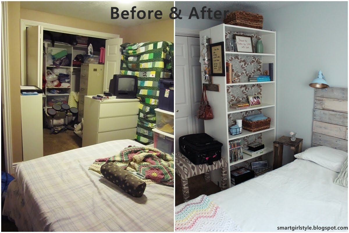 Bedroom Makeover: Putting It All Together