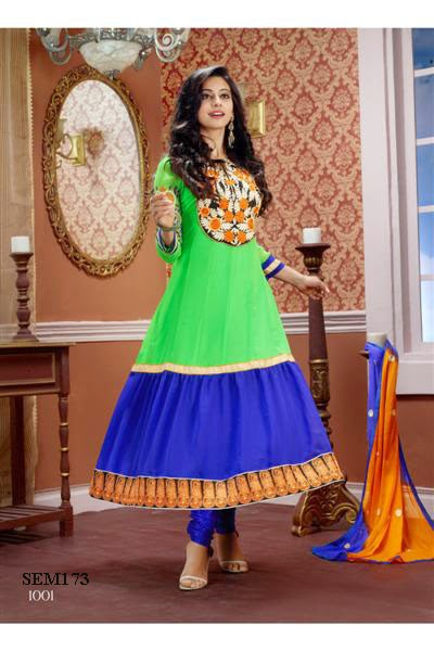 Yaariyan Actress Rakul Preet Singh Designer Anarkali Suit