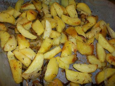 patate al forno... per uno pseudo ritorno