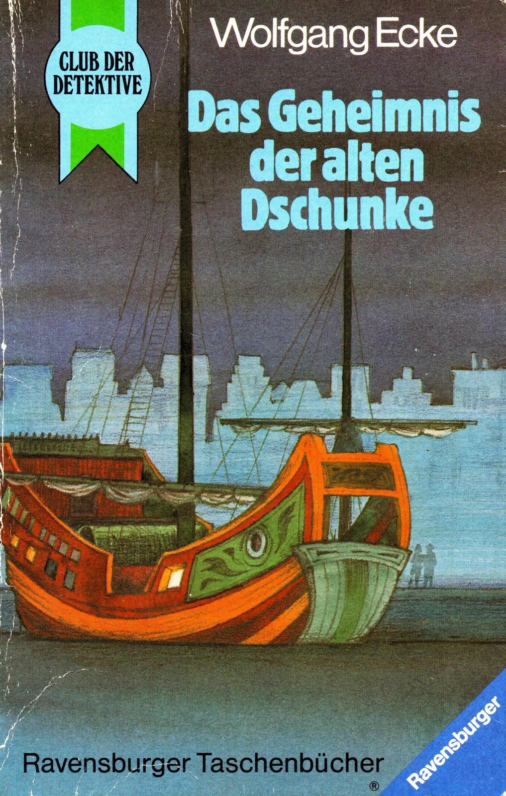 Das Geheimnis der alten Dschunke von Wolfgang Ecke